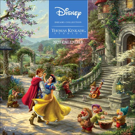 Disney Dreams Collection - Thomas Kinkade Studios