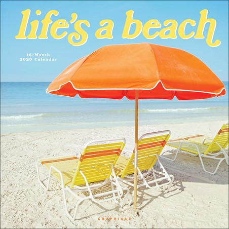Soothing Sounds, Sunny seas - Life's A Beach