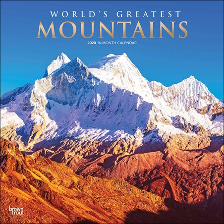 Up In The Clouds - World's Greatest Mountains