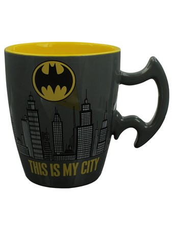 This Is My City - Batman