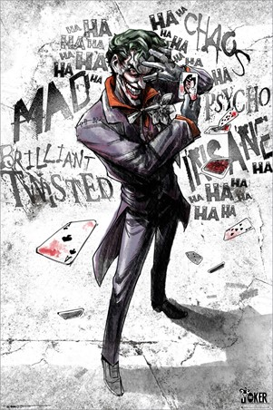 Joker Type - DC Comics