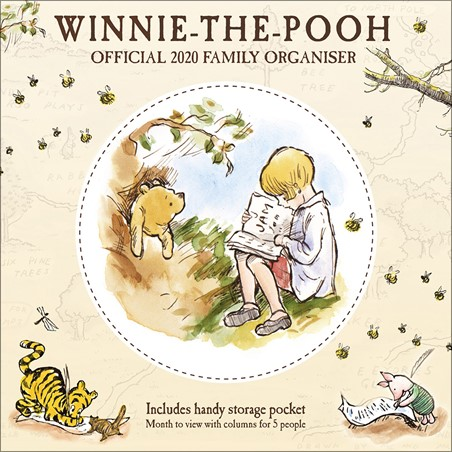 Hundred Acre Wood - Winnie The Pooh