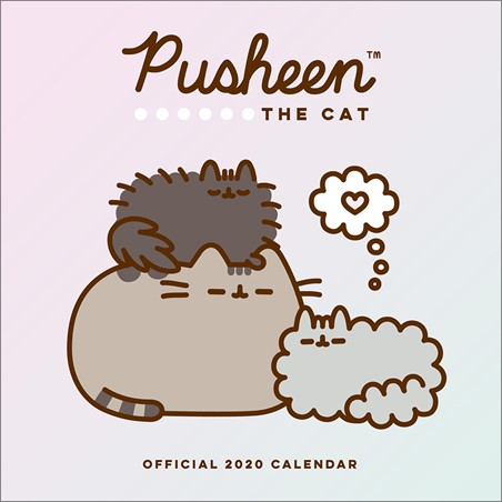 Plans Fit For A Kitty Queen - Pusheen
