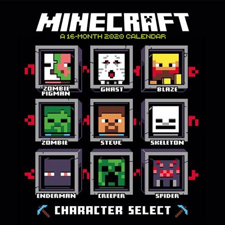 Creep Into The New Year - Minecraft
