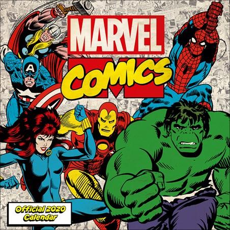 Bam, Whaam, Pow! - Marvel Comics