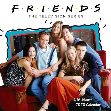 They'll Be There For You! - Friends
