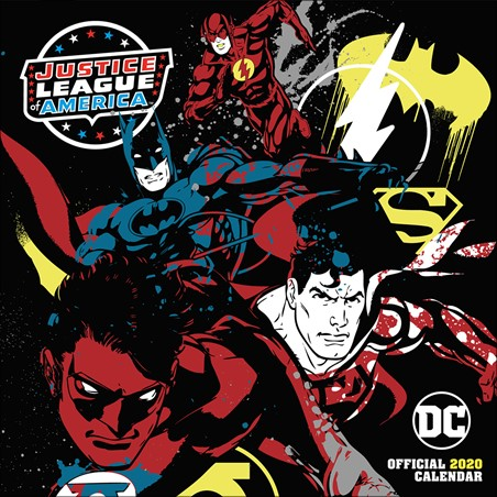The Justice League - DC Comic