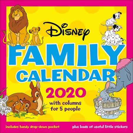 Disney Classics - Family Organiser