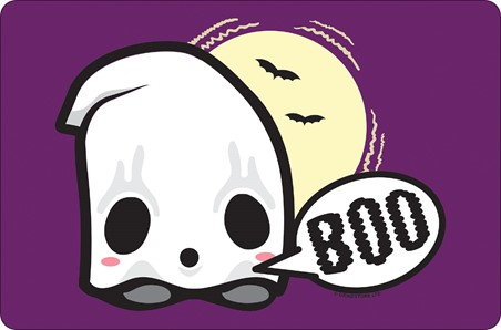 Boo! - Baby Ghost