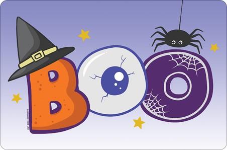 Boo! - Halloween