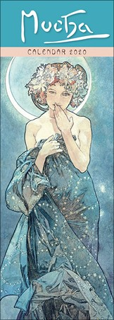 Painted In Gold - Alphonse Mucha