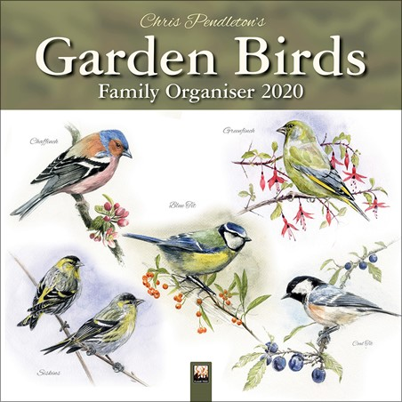 Garden Birds - Chris Pendleton's