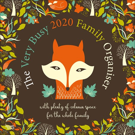 Woodland Wish, The Very Busy Family Organiser
