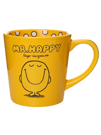 Mr Happy - Choose Happy - Mr Men