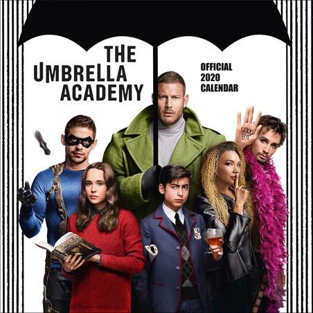 Hargreeves Siblings - Umbrella Academy