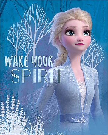 Wake Your Spirit Elsa - Frozen 2
