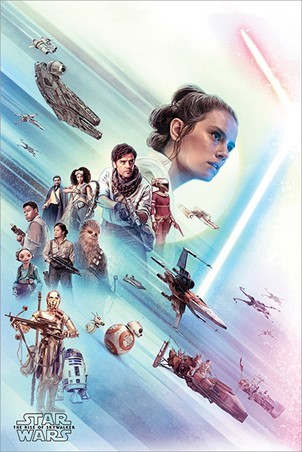 Rey - Star Wars: The Rise of Skywalker
