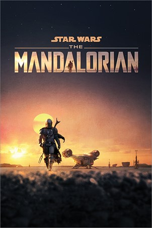 The Mandalorian Dusk - Star Wars