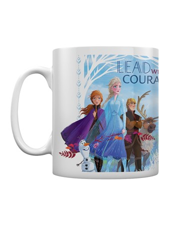Lead With Courage - Frozen 2