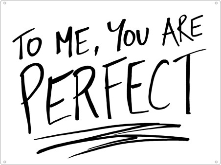 To Me, You Are Perfect - Love Literally