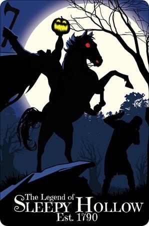 The Legend Of Sleepy Hollow - Halloween