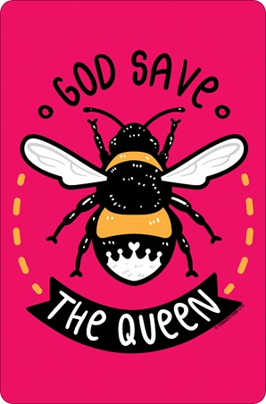 God Save The Queen - Bee