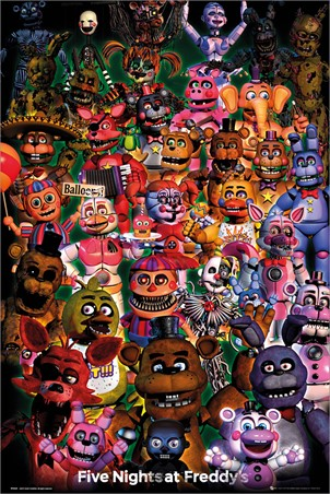 Ultimate Group, Five Nights at Freddy's