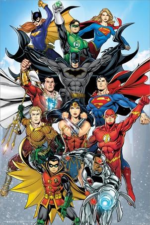 Rebirth - DC Comics