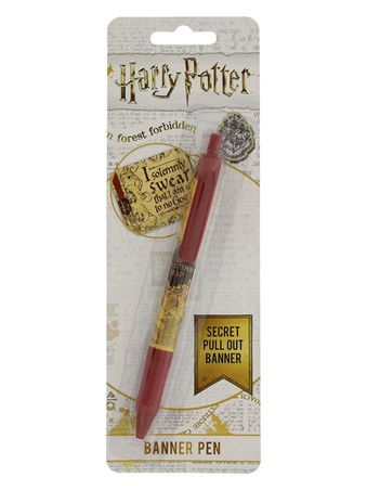 Marauders Map - Harry Potter Pen