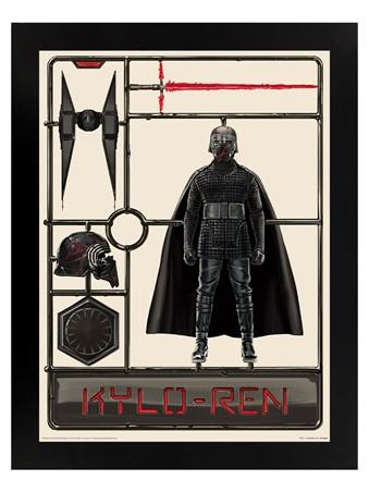 Kylo Ren Model - Star Wars: The Rise of Skywalker