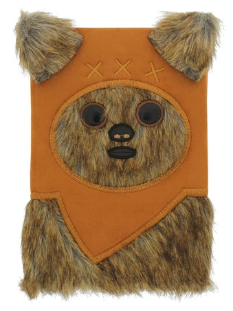 Furry Ewok - Star Wars