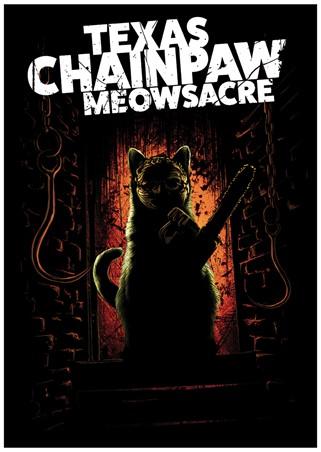 Texas Chainpaw Meowsacre - Furryface