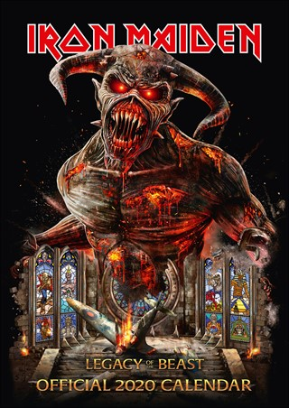 Legacy Of The Beast - Iron Maiden