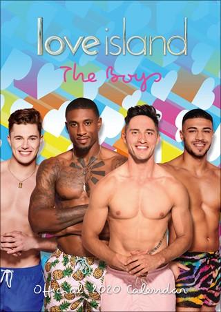 Here Come The Boys! - Love Island