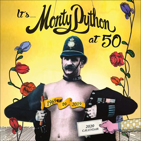 50 Years Young - Monty Python