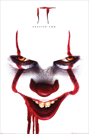 Pennywise Face - IT Chapter Two