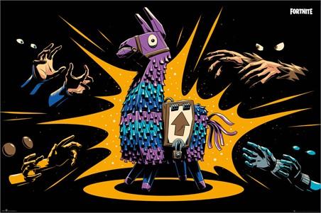Loot Llama, Fortnite