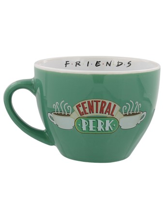 Central Perk Green Cappuccino - Friends
