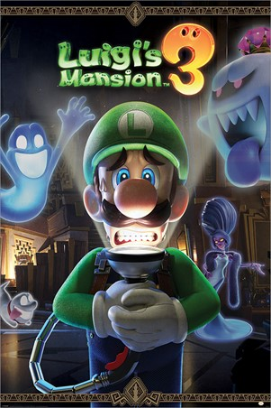 You're In For A Fright - Luigi's Mansion 3