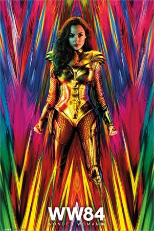 1984 Teaser, Wonder Woman
