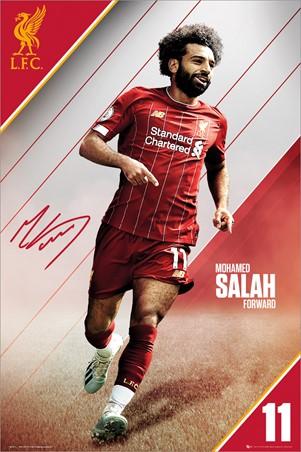 Salah 19-20, Liverpool FC