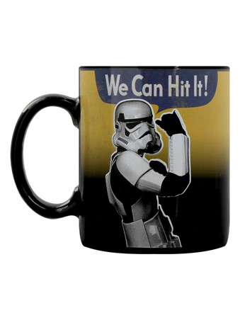 We Can Hit It Heat - Original Stormtrooper