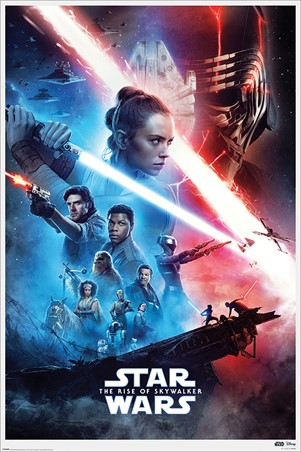 Rise Of Skywalker (Saga), Star Wars