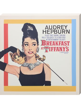 Audrey Hepburn as Holly Golightly - Breakfast at Tiffany's