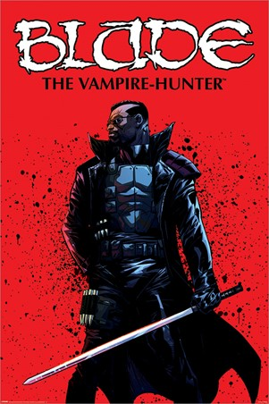 The Vampire Hunter, Blade