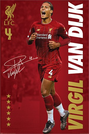Virgil Van Dijk, Liverpool FC