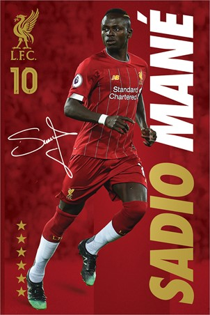 Sadio Mane, Liverpool FC
