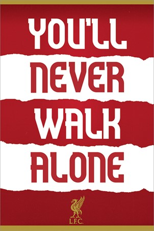 You'll Never Walk Alone, Liverpool FC
