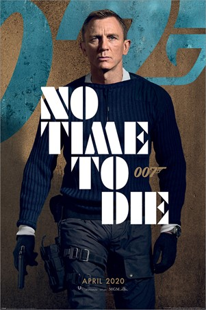 No Time To Die - James Stance - James Bond