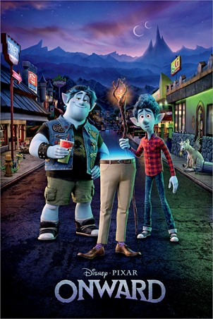 Onward - Disney Pixar